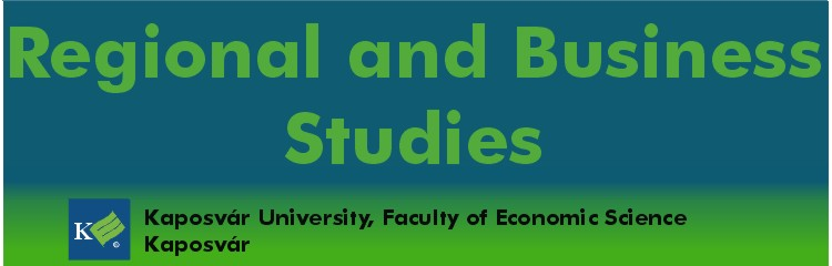 Regional and Business Studies